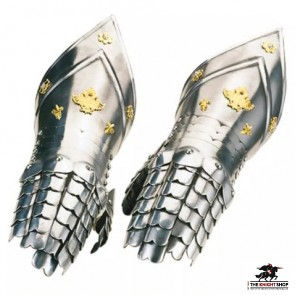 Decorated Gauntlets
