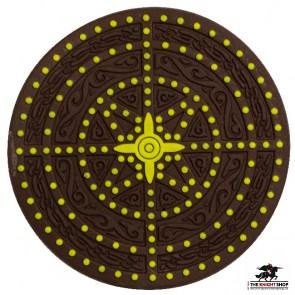 CLEARANCE - Culloden Scottish Targe Magnet