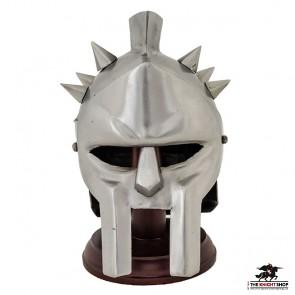 Miniature Roman Gladiator Helmet