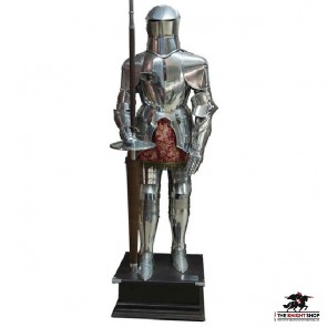 Suit of Jousting Armour