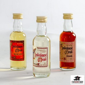 Lindisfarne Gift Pack (Original, Spiced & Pink Meads) - 5cl
