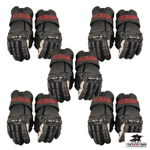 School Pack - Red Dragon Weapon Sparring Gloves  - 5 for £243