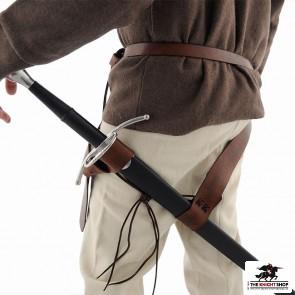 Broadsword Belt - Left Hand