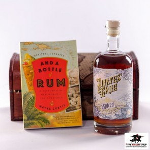Pirates' Grog Spiced Rum Gift Chest - 700ml