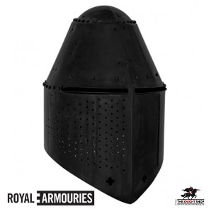 Royal Armouries English Great Helm