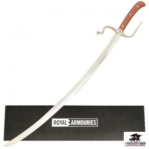 Royal Armouries Henry VIII Sabre Letter Opener
