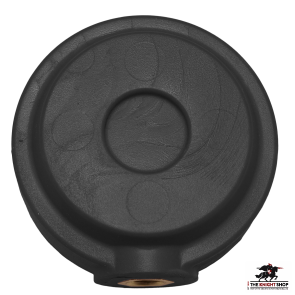 Red Dragon HEMA Synthetic Wheel Pommel - Black