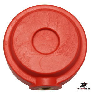 Red Dragon HEMA Synthetic Wheel Pommel - Red