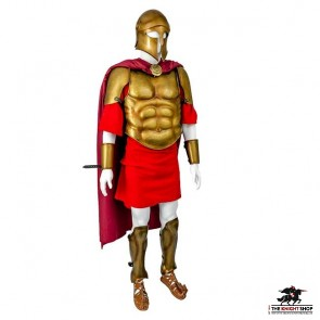 Bronze Greek Hoplite Armour Set
