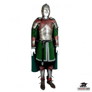 Horse Lord Armour Set