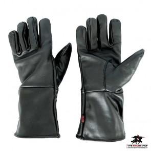 Red Dragon Swordsman's Gloves