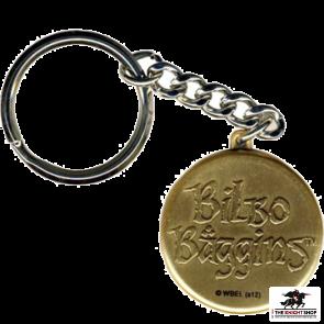 Bilbo's Button Keychain