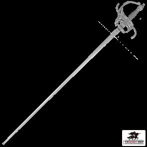 """Practical Rapier - 37"""" Blade"""