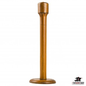CLEARANCE - Wooden Helmet Stand