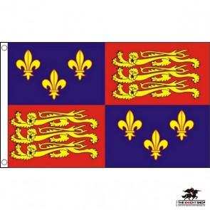 Royal Arms of England Flag