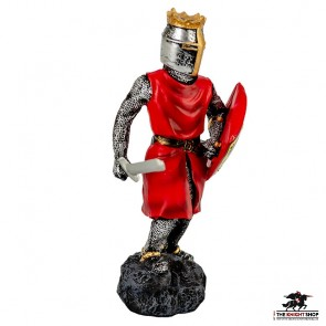 Llewellyn the Great Figurine with Sword - 18cm