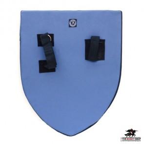 Big SPES HEMA Foam Heater Shield - Blue