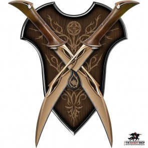 The Hobbit Fighting Knives of Tauriel