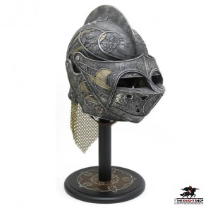 Knight of Flowers Helm of Loras Tyrell