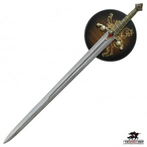 Widows Wail Damascus Blade