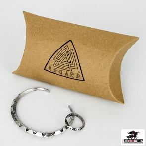 Viking Jorvik Ring & Money Bracelet Gift Set