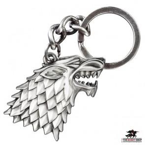 Game of Thrones - Stark Sigil Keychain