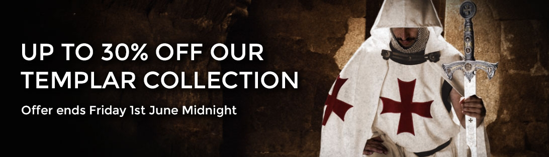 30 percent off our templar collection