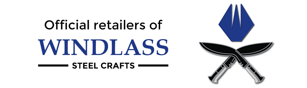 Official distributors of Windlass Steelcrafts, swords, weapons LARP, armour and clothing
